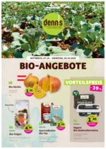 denn's Biomarkt Flugblatt gültig bis 20.10.