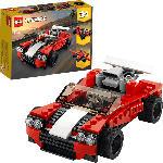 MediaMarkt LEGO 31100 Sportwagen Bausatz, Mehrfarbig
