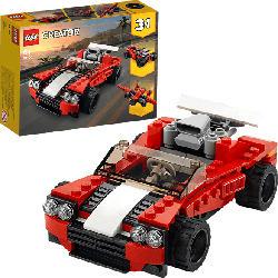 LEGO 31100 Sportwagen Bausatz, Mehrfarbig
