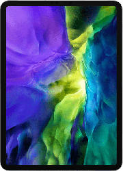 APPLE iPad Pro 11 Cellular (2020), Tablet , 256 GB, 11 Zoll, Silber