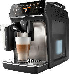 MediaMarkt PHILIPS EP5447/90 Kaffeevollautomat Schwarz/Chrom