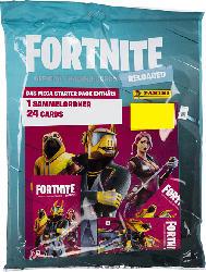 PANINI Fortnite Trading Cards Reloaded - Starter Pack Sammelkarten, Mehrfarbig