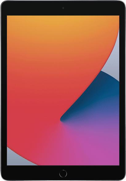 APPLE iPad Wi-Fi (2020), Tablet , 32 GB, 10.2 Zoll, Space Grau