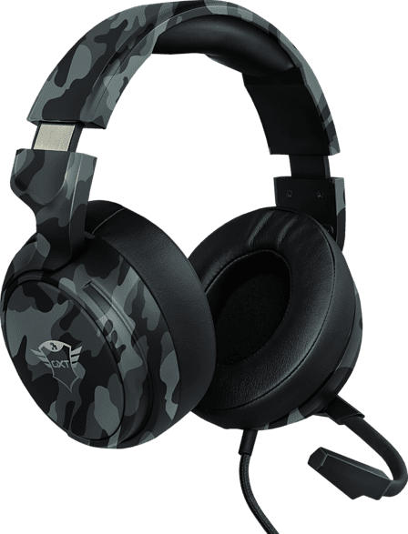 TRUST GXT 433K Pylo Gaming Headset Grau