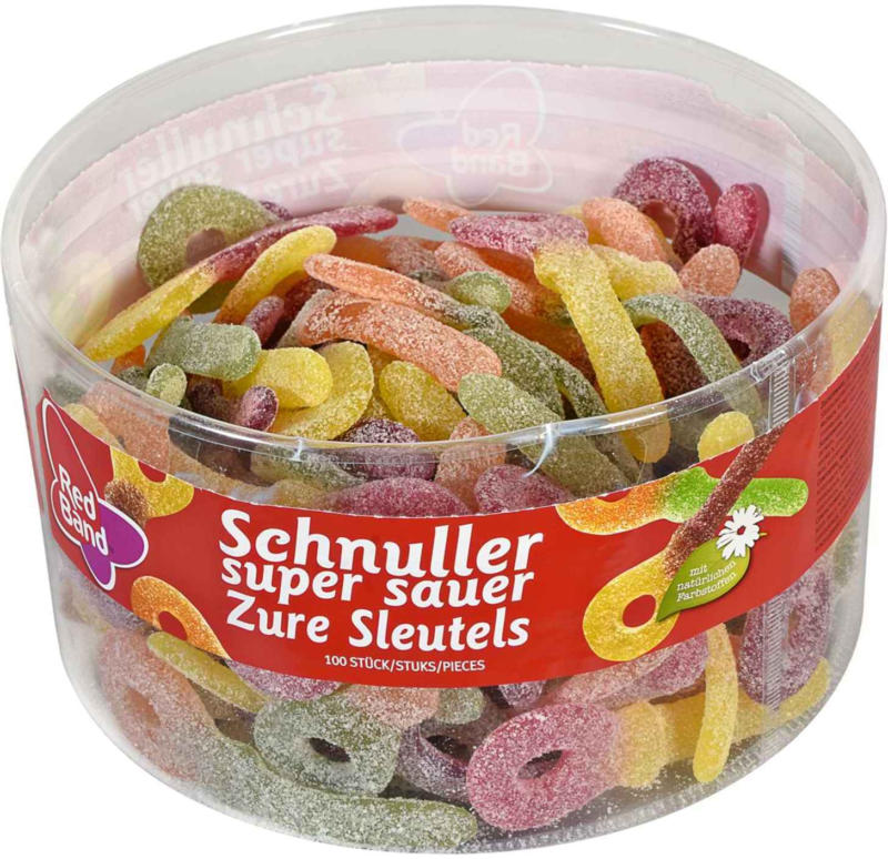 Red Band Schnuller Super Sauer 1.2 kg -