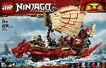 MediaMarkt LEGO 71705 Ninja-Flugsegler Bausatz, Mehrfarbig