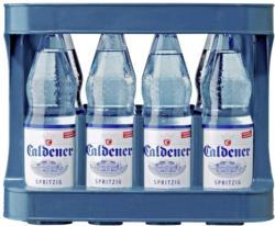 Caldener Mineralwasser versch. Sorten, 12 x 1 Liter, jeder Kasten