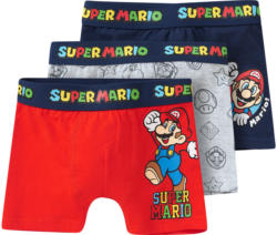 3 Super Mario Retroboxer im Set