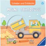 Ernsting's family Entdeckerbuch Meine Fahrzeuge
