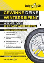 Lucky Car - Gewinne deine Winterreifen!