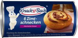 Knack & Back Zimtschnecken
