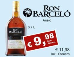 Ron Barceló Anejo