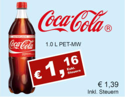 Coca Cola Pet MW