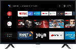 MediaMarkt XIAOMI Smart TV 4A LED TV (Flat, 32 Zoll/80 cm, HD, SMART TV, Android TV 9)