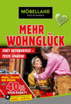 Möbelland Hochtaunus Mehr Wohnglück! Statt Oktoberfest – Feste Sparen! - bis 17.10.2020