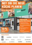 OBI Mit OBI die neue Küche planen - bis 17.10.2020