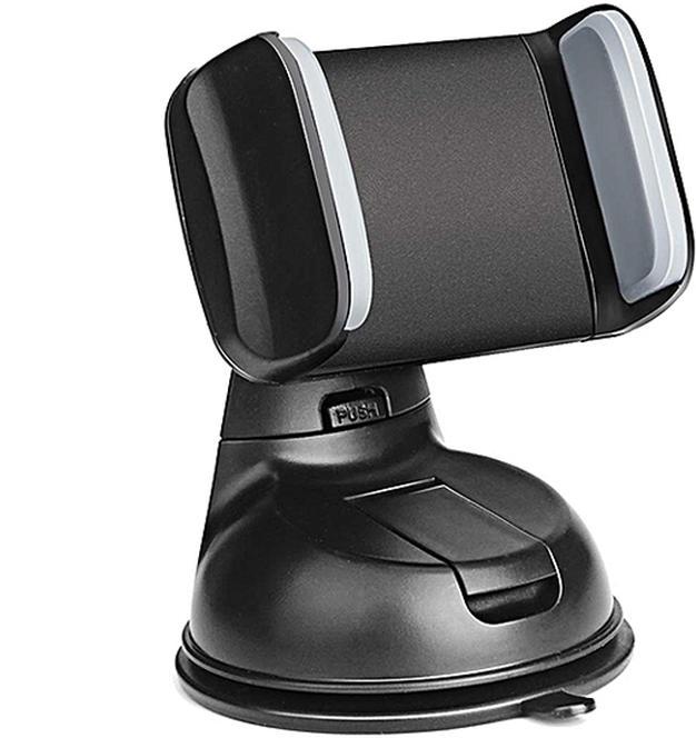Smartphone KFZ Halterung, schwarz