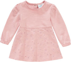 Baby Bluse mit floraler Stickerei