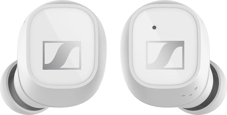 SENNHEISER CX 400BT, In-ear True Wireless Kopfhörer Bluetooth Weiß