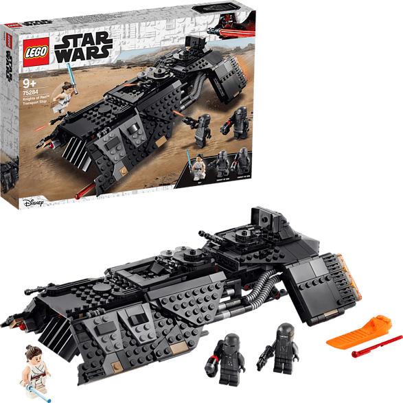 LEGO 75284 Transportschiff der Ritter von Ren™ Bausatz, Mehrfarbig
