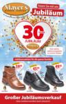 Mayer's Markenschuhe Jubiläum: 30 Jahre Mayer's Markenschuhe! - bis 24.10.2020