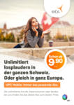 EBL TELECOM SHOP UPC Mobile: Immer das passende Abo. - au 31.10.2020