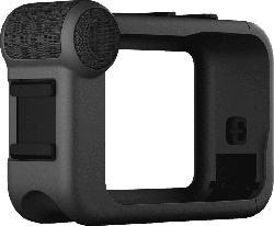 GOPRO Media Mod, Kamerazubehör, Schwarz, passend für GoPro HERO8