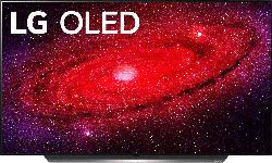 LG OLED65CX6LA OLED TV (Flat, 65 Zoll/164 cm, UHD 4K, SMART TV, webOS 5.0 mit LG ThinQ)