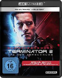 Terminator 2 Tag der Abrechnung - Special Edition [4K Ultra HD Blu-ray + Blu-ray]
