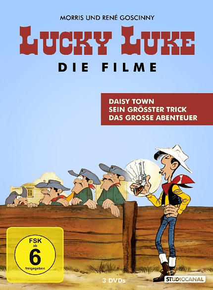 Lucky Luke - Die Spielfilm Edition