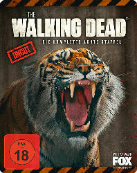 The Walking Dead - Season 8 Steelbook Edition