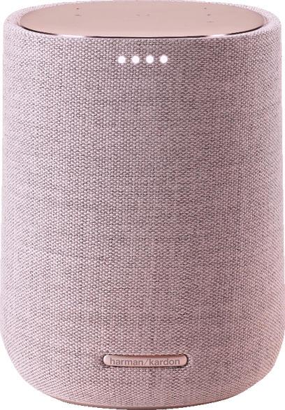 HARMAN KARDON Citation One MKII - Bluetooth Lautsprecher (Bluetooth, Pink)