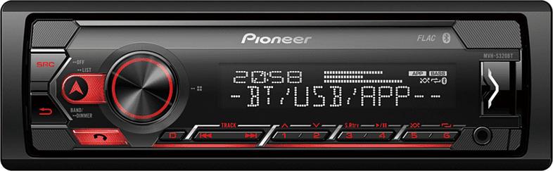 Autoradio MVH-S320BT