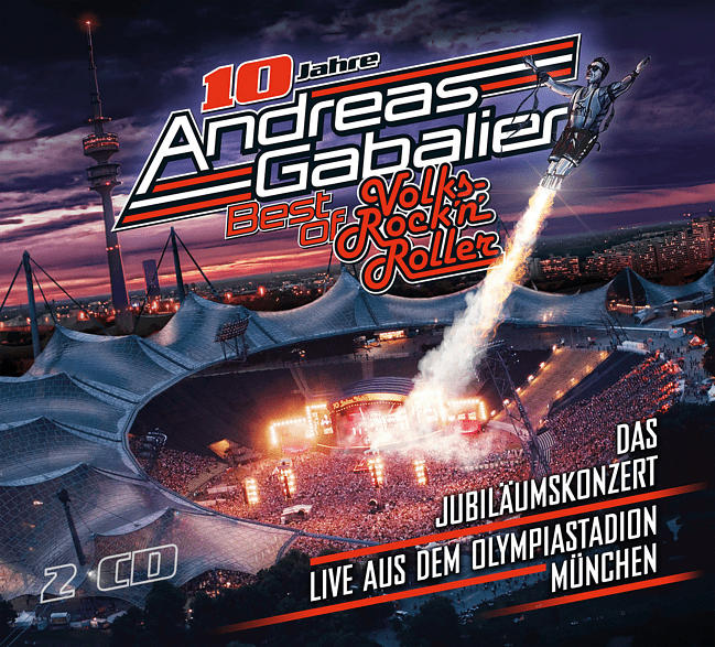 Best of Volks-Rock'n'Roller - Das Jubiläumskonzert