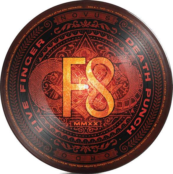 F8 (Doppel Picture Vinyl)