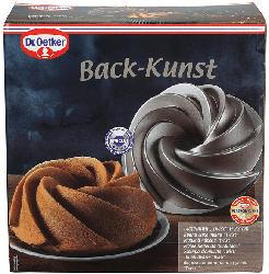 Gugelhupfbackform Back-Kunst Twist Ø22x9cm