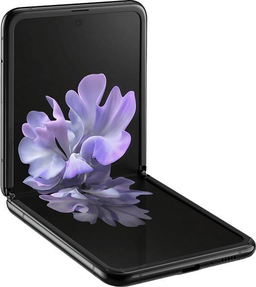 Galaxy Z Flip F700F, Mirror Black