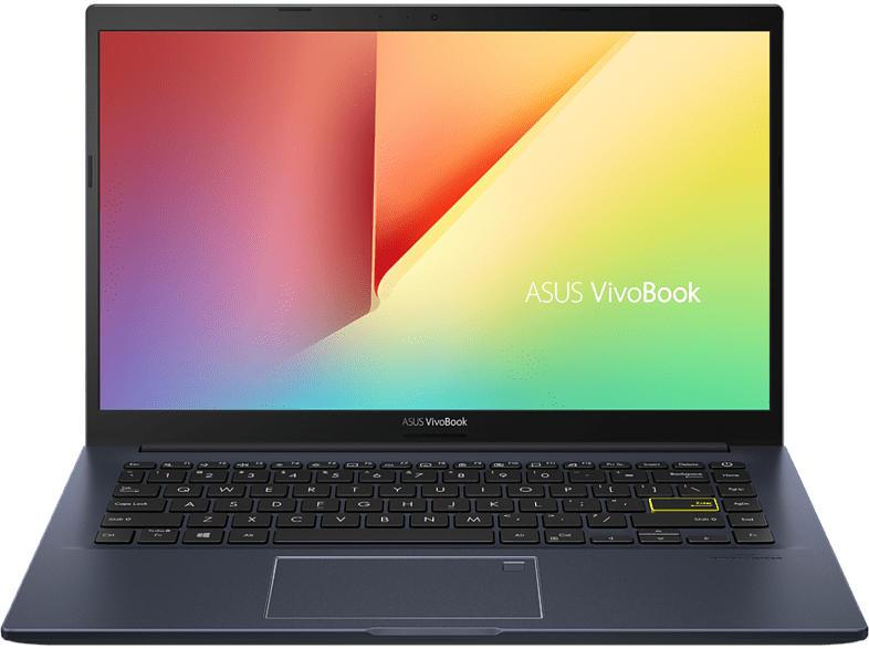 Notebook VivoBook 14 F413JP-EK012T, i5-1035G1, 8GB RAM, 512GB SSD, 14 Zoll FHD, Schwarz