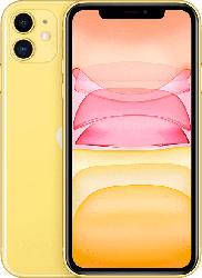 APPLE iPhone 11 64 GB Gelb Dual SIM
