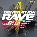 MediaMarkt Generation Rave Vol.2-90s Dance Classics Only