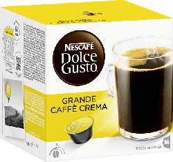 DOLCE GUSTO 12120090 Grande Caffè Crema Kaffeekapseln (NESCAFÉ® Dolce Gusto®)