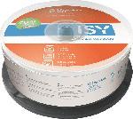 MediaMarkt ISY ICD-1000 CD-R 25er Spindel CD-R 25x Rohlinge