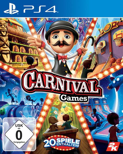Carnival Games [PlayStation 4]
