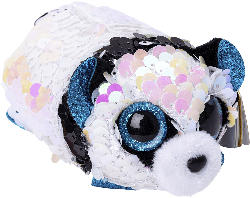 TY Bamboo Panda Flip 10cm Plüschfigur, Mehrfarbig