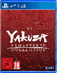 MediaMarkt The Yakuza Remastered Collection Day One Edition [PlayStation 4]