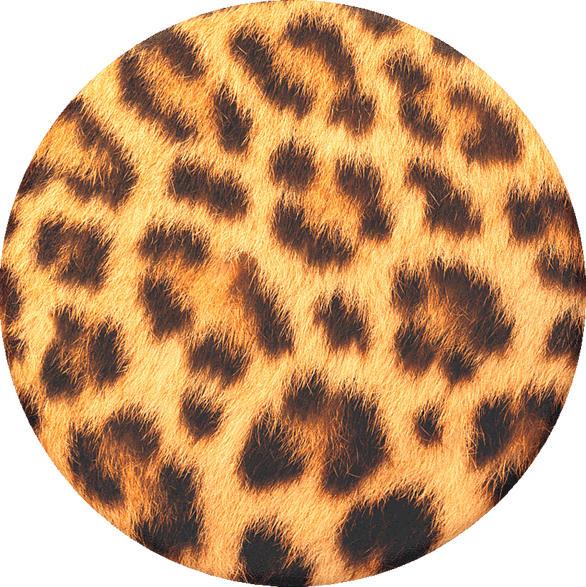 POPSOCKETS 90059 Handyhalterung, Cheetah Chic