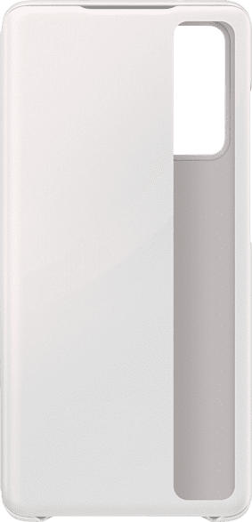 SAMSUNG EF-ZG780 , Flip Cover, Samsung, Galaxy S20 FE, Polyurethan, Polycarbonate, Weiß