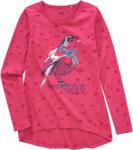 Ernsting's family Mädchen Langarmshirt mit Vogel-Motiv