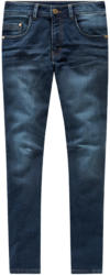 Jungen Thermo-Jeans mit Used-Waschung