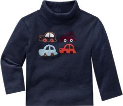 Baby Langarmshirt mit Rollkragen (Nur online)